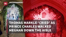 Thomas Markle During Meghan Markle's Wedding
