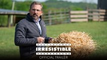 Irresistible Official Trailer (2020) Mackenzie Davis, Steve Carell Drama Movie