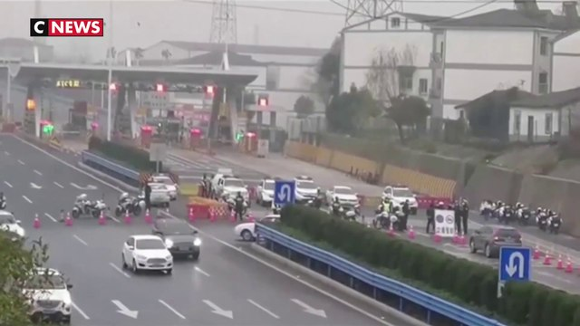 Coronavirus : la ville de Wuhan mise en quarantaine