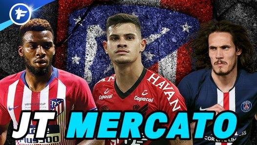 Journal du Mercato : le FC Barcelone sur tous les fronts, l'Atlético passe aux choses sérieuses