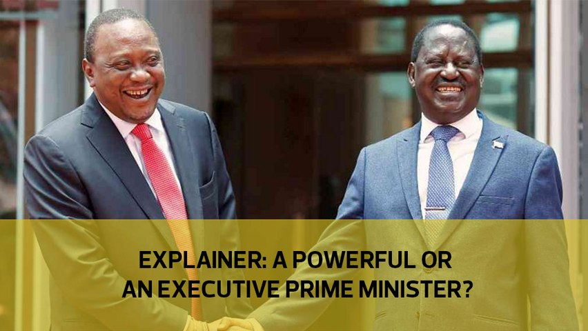 EXPLAINER: A powerful or an executive prime minister?