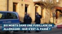 Six morts dans une fusillade en Allemagne: ce qu'il s'est passé