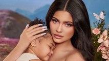 Kylie Jenner: un panneau géant pour préparer l'anniversaire de sa fille Stormi!