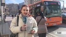 Vizioni i pasdites - Qytetarët të pakënaqur nga transporti urban në Tiranë - 24 Janar 2020