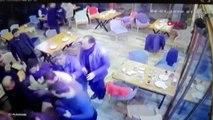 Malatya'da deprem anı böyle görüntülendi -2