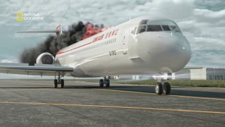 Air Crash Saison 20 Episode 1 Atterrissage explosif Vol Uni