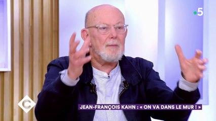 Jean-François Kahn :«On va dans le mur !» - C à Vous - 24/01/2020