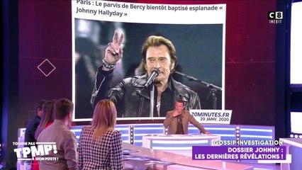 Une statue de Johnny Hallyday prendra place devant l'AccorHotels Arena