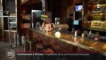 Confinement à Wuhan : la communauté française s'inquiète