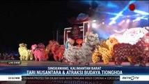 Rangkaian Festival Imlek di Singkawang