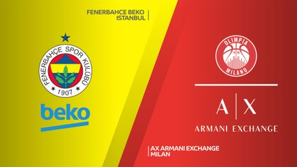 EuroLeague 2019-20 Highlights Regular Season Round 21 video: Fenerbahce 73-64 Milan