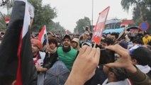 Nuevas protestas en Irak dejan al menos dos muertos y catorce heridos