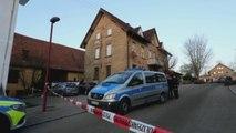 Hombre de 26 años mata a tiros seis miembros de su familia en sur de Alemania