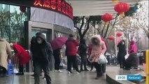 Coronavirus : un hôpital prêt à être construit en un temps record à Wuhan