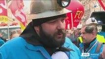 Réforme des retraites : à Paris, des manifestants déterminés