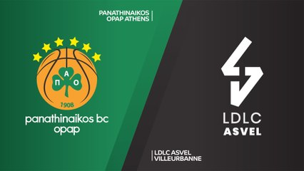 EuroLeague 2019-20 Highlights Regular Season Round 21 video: Panathinaikos 100-88 ASVEL
