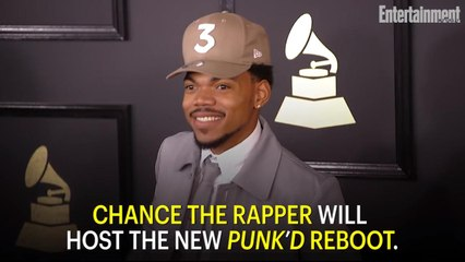 Chance the Rapper Announced as Host of Punk'd Reboot