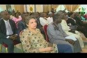 RTB/Cérémonie de prestation de vœux des représentants des organisations inter-africaines et internationales accrédités au Président de la République du Burkina