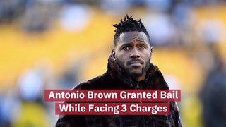 Antonio Brown's Bail