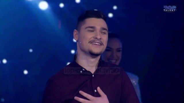 Top Talent 3 - Sejdi Grëmi performon hitin e Flori Mumajesit