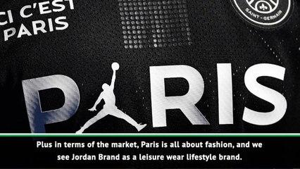 Jordan says Neymar made PSG fashion collaboration easier