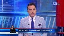 Estados Unidos busca profesores ecuatorianos