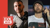 Scottish Rapper Thinks Eminem Got 'Music To Be Murdered By' Concept From Him