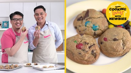 COOKING WITH NEWBIES: How To Make Brown Butter Chocolate Chip Cookies