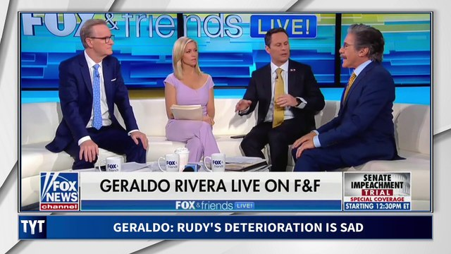 Geraldo Tells THE TRUTH on Fox and Friends and The Audience Revolts