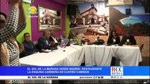 Entrevista a Saul Pimentel Director de Almomento.Net en #ElSoldelaMañana desde Madrid