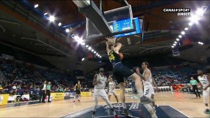 Les sublimes actions s'enchaînent à Pau  - Basketball CL