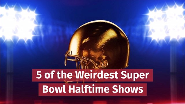 Remembering Previous Halftime Shows