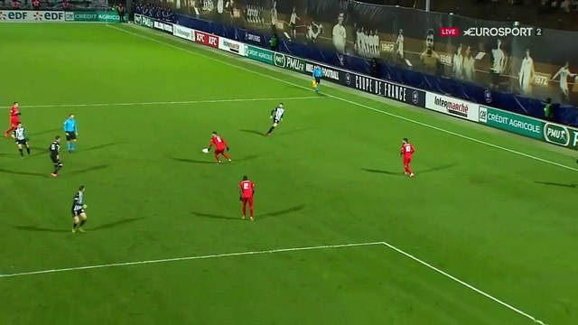 Angers revient encore, Pereira Lage inscrit le 8e but du match