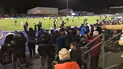 Belfort - Montpellier en Coupe de France : la délivrance aux tirs au but