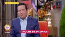 ¡Gustavo Adolfo Infante reconocido como el mejor entrevistador del año!