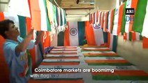 Tricolour market surges in Coimbatore ahead of Republic Day