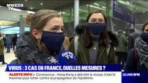 Ces étudiantes françaises qui effectuaient un échange à Wuhan ont pu être rapatriées, elles témoignent