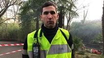 50 sapeurs-pompiers mobilisés pour l'incendie du zoo de la flèche