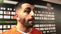 FC Lorient. Umut Bozok raconte son but à la 92e minute face à Nancy (2-1)