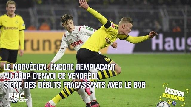 """Dortmund : """"Dommage qu'il soit déjà sur le déclin"""", Burki chambre (déjà) Haaland"""