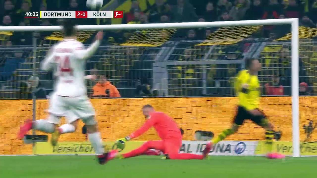 Dortmund - Köln (5-1) - Maç Özeti - Bundesliga 2019/20