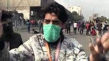 القوات العراقية تعيد فتح شوارع في بغداد وتخوّف من فض الاحتجاجات