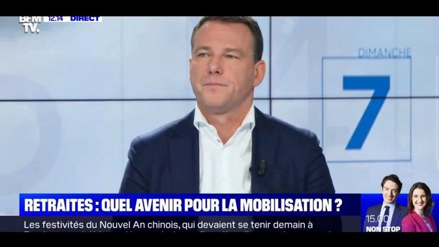 """RETRAITE : """"Il faut espérer un coronavirus chez les plus de 70 ans"""" Dérapage en direct de Dominique Da Silva, député LREM"""
