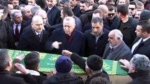 Cumhurbaşkanı Erdoğan Elazığ'da Cenaze Törenine Katıldı