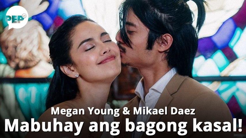 Mabuhay ang bagong kasal! Congrats, Megan Young and Mikael Daez!   PEP Hot Story