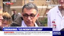 """Coronavirus: le chef du service maladies infectieuses de l'hôpital Bichat juge """"extrêmement faible"""" la probabilité d'une épidémie en France"""