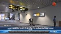 Antisipasi Virus Corona, Bandara Soetta Aktifkan Thermal Scanner di Seluruh Area Kedatangan Internasional