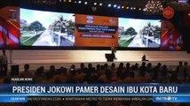 Presiden Jokowi Pamerkan Video Ibu Kota Baru di Forum Politik