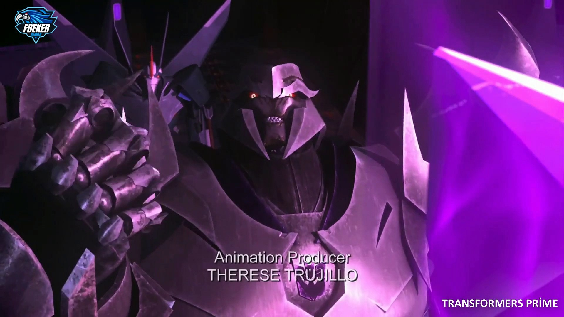 Transformers Prime 3.Bölüm Full Hd