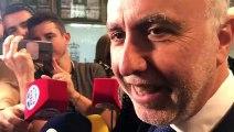 Derbi canario: declaraciones de Ángel Víctor Torres